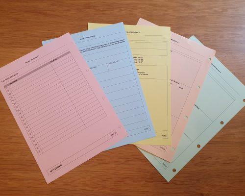 Worksheets 2